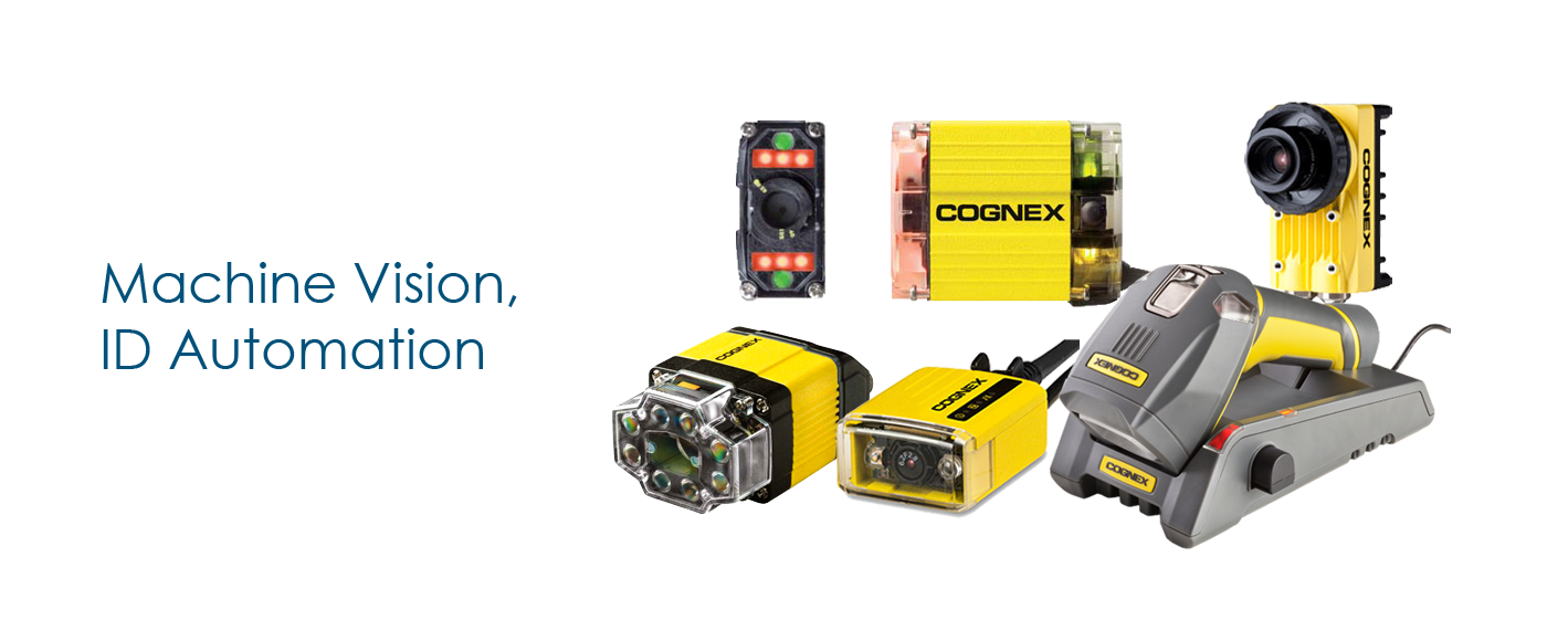 Cognex Machine Vision Systems