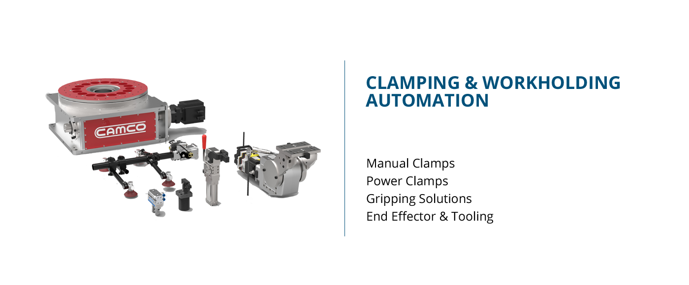 Clamping & Workholding Automation