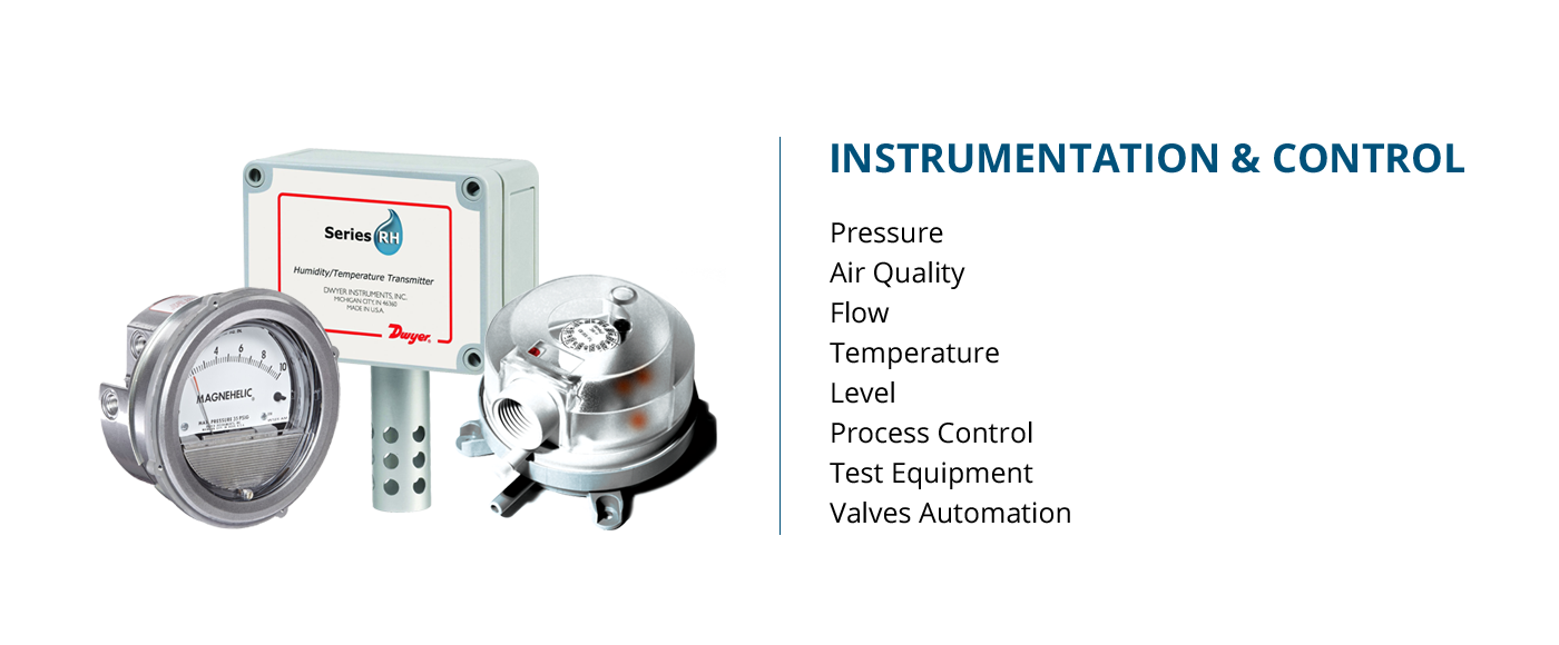 Instrumentation Control