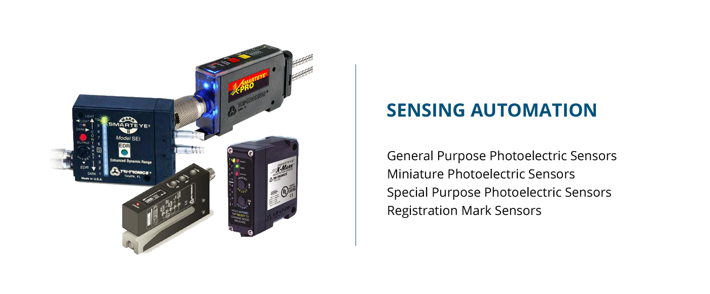 Sensing Automation